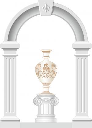 Декоративный элемент для лестничной клетки 03_0002_4