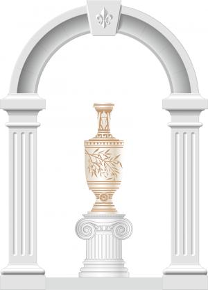 Декоративный элемент для лестничной клетки 03_0002_5